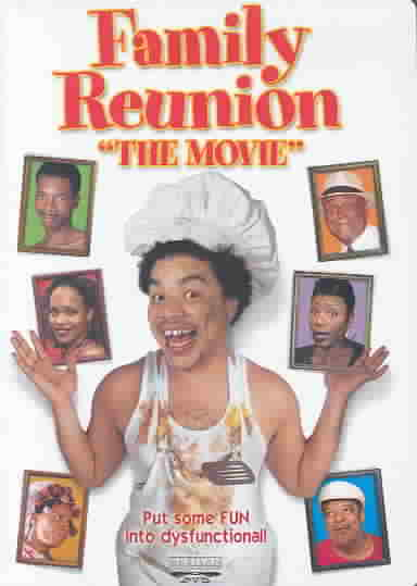 FAMILY REUNION:MOVIE BY GRANT,RED (DVD)